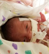 Chad and Cheyna Kary want to provide a respite home for parents with infants in St. Vincent's NICU.