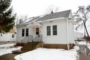 The Allouez home at 2016 Woodrow that will become Georgia's house respite home Monday, January 7, 2019 in Allouez, Wis.