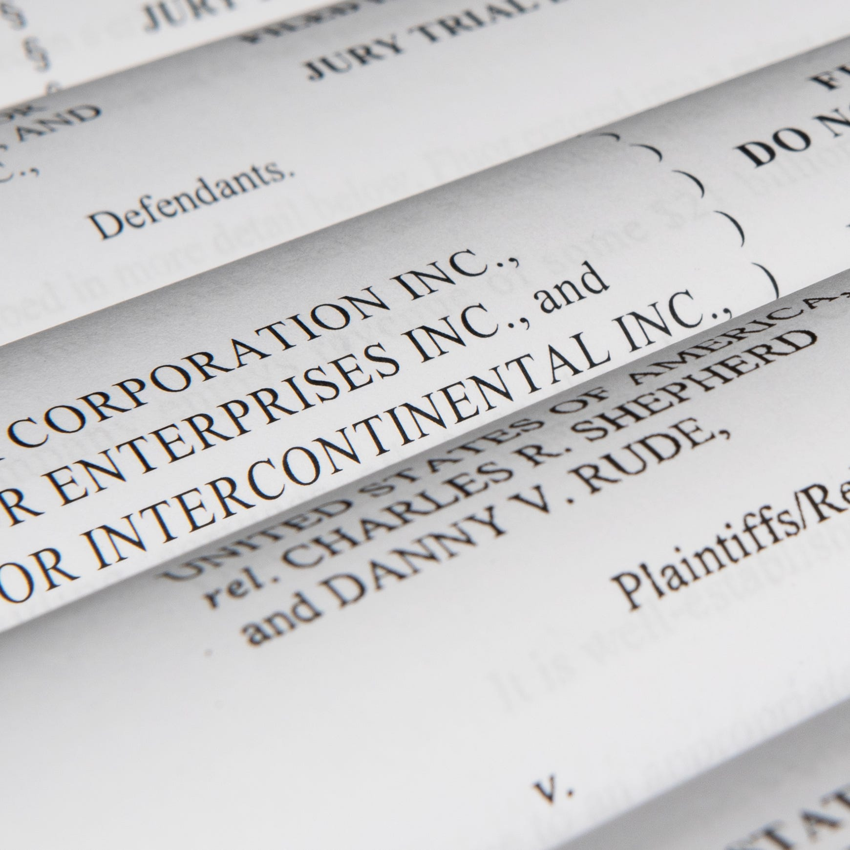 Fluor whistleblowers: Calls, audits name Greenville management in defense contract fraud