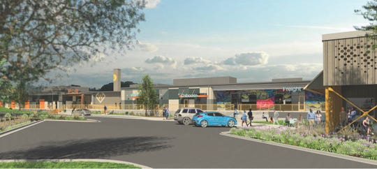 The Greenville Tech Foundation and The Furman Co. are partnering on Poe West, a mixed-use development with a focus on being a center for economic development and a boon to the area's growing culinary and hospitality landscape.