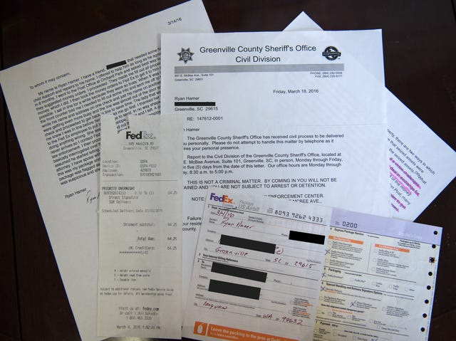 Asset forfeiture: Cash sent in mail, FedEx or UPS also can