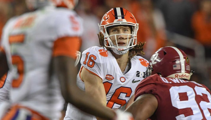 2019 College bowl projections: Another Clemson/Alabama title game on the horizon
