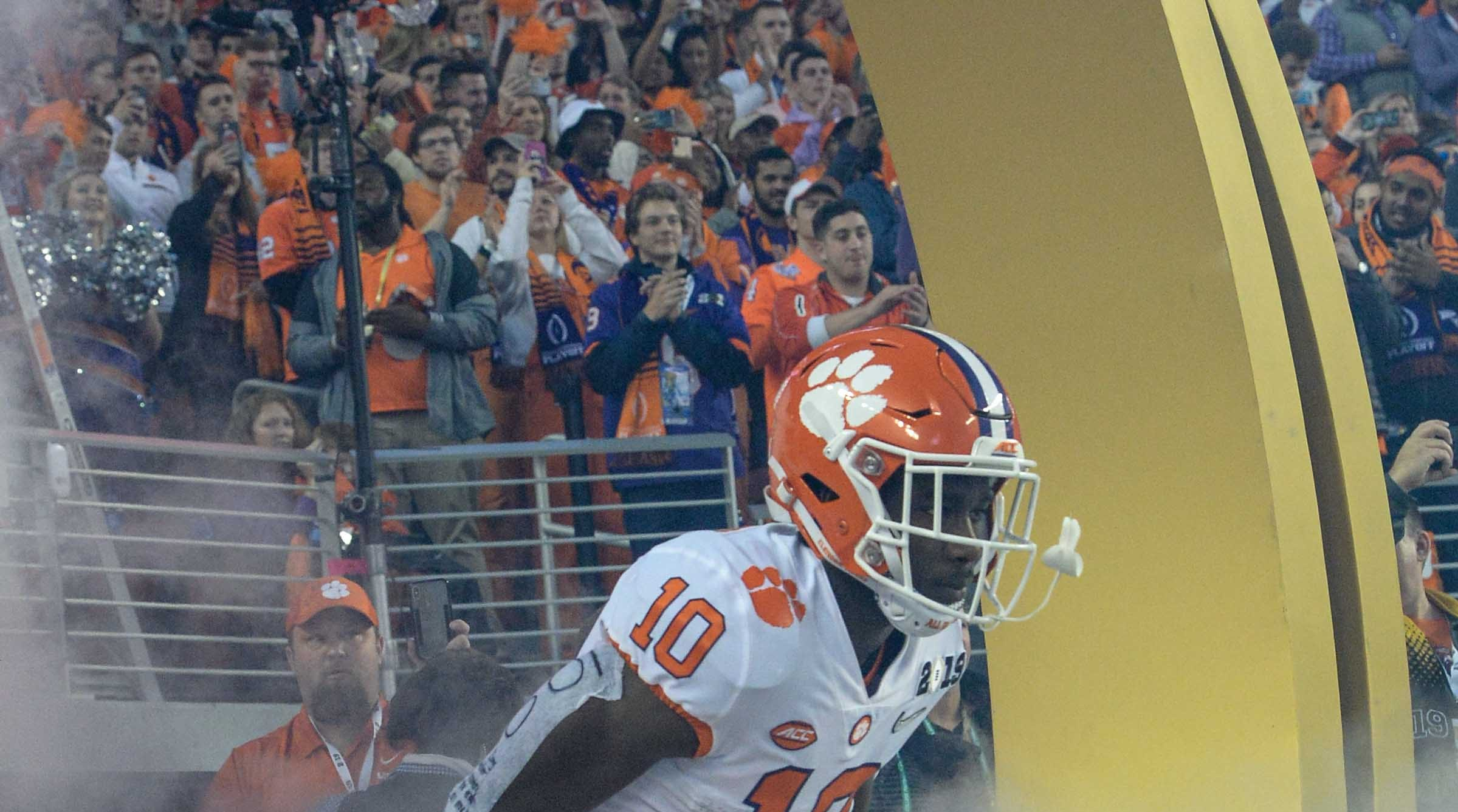 Clemson Football: Derion Kendrick was a Swiss army knife in spring game