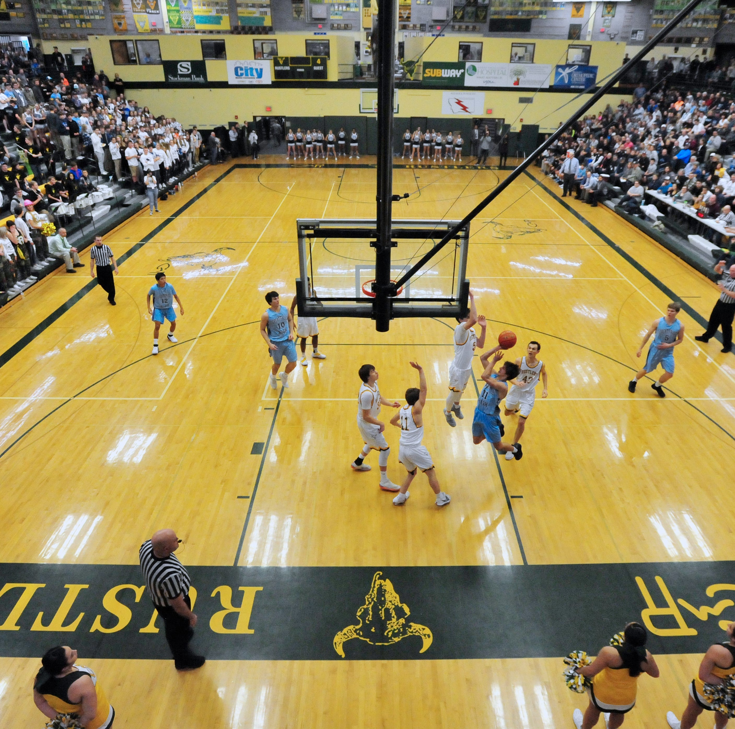 Updated Montana high school basketball standings, schedules