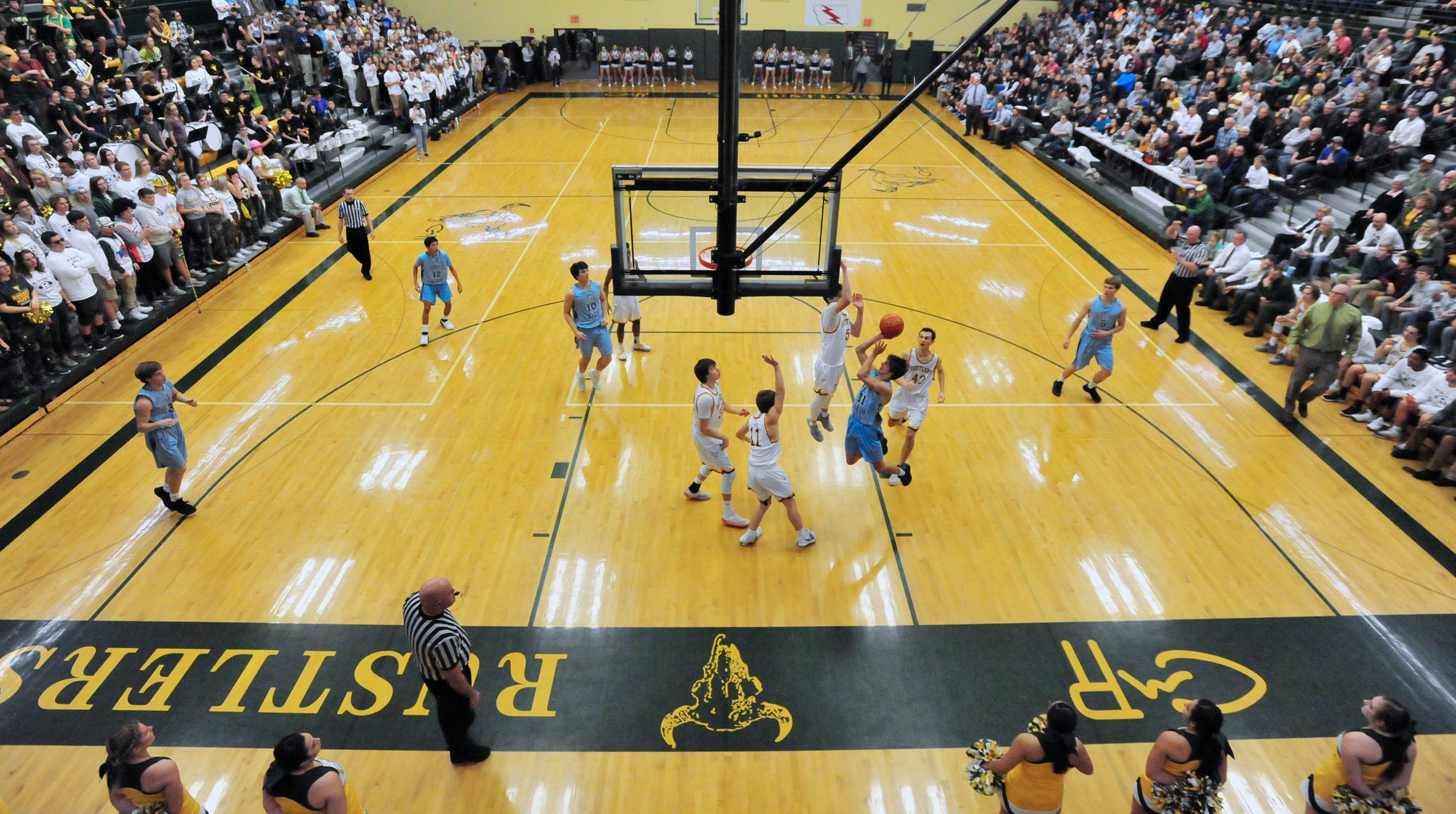 High School basketball information