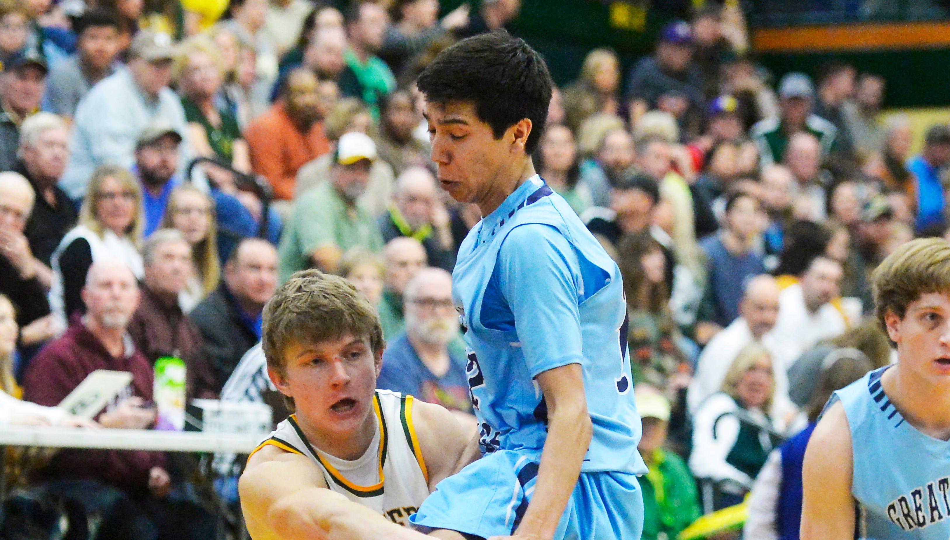 Great Falls High, CMR boys' basketball teams home this weekend to take on Bozeman, Billings Senior