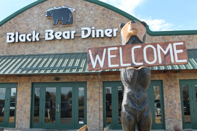 Black Bear Diner opened in December the Marketplace area of Great Falls.