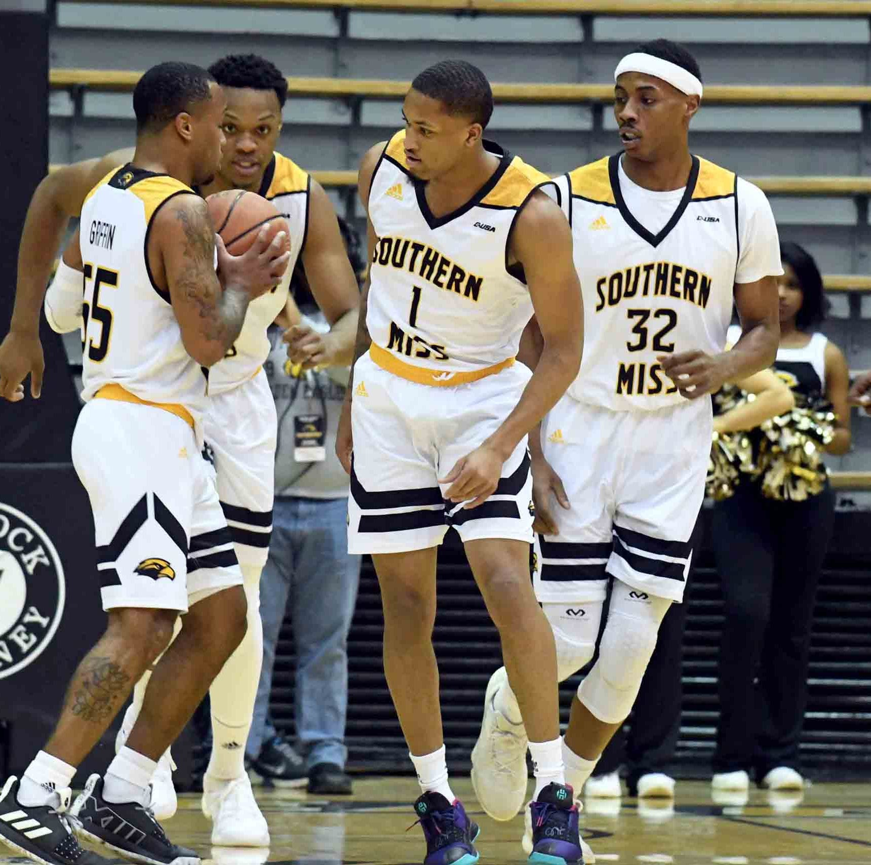 Wild one: Southern Miss beats UAB 73-68 after 28 lead changes, 14 ties