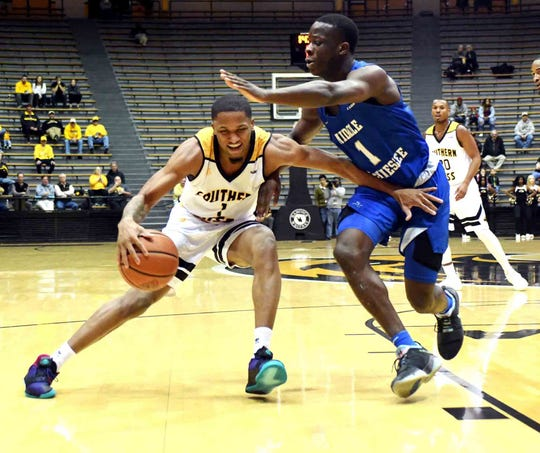 Southern Miss guard Cortez Edwards said Tuesday the team has already moved on from Saturday's 50-point win over Marshall.