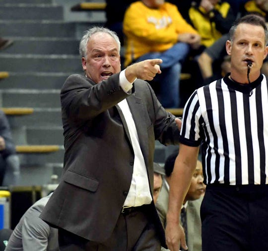 Southern Miss coach Doc Sadler and his Golden Eagles moved to 3-3 in Conference USA play with a win over Charlotte Thursday night.