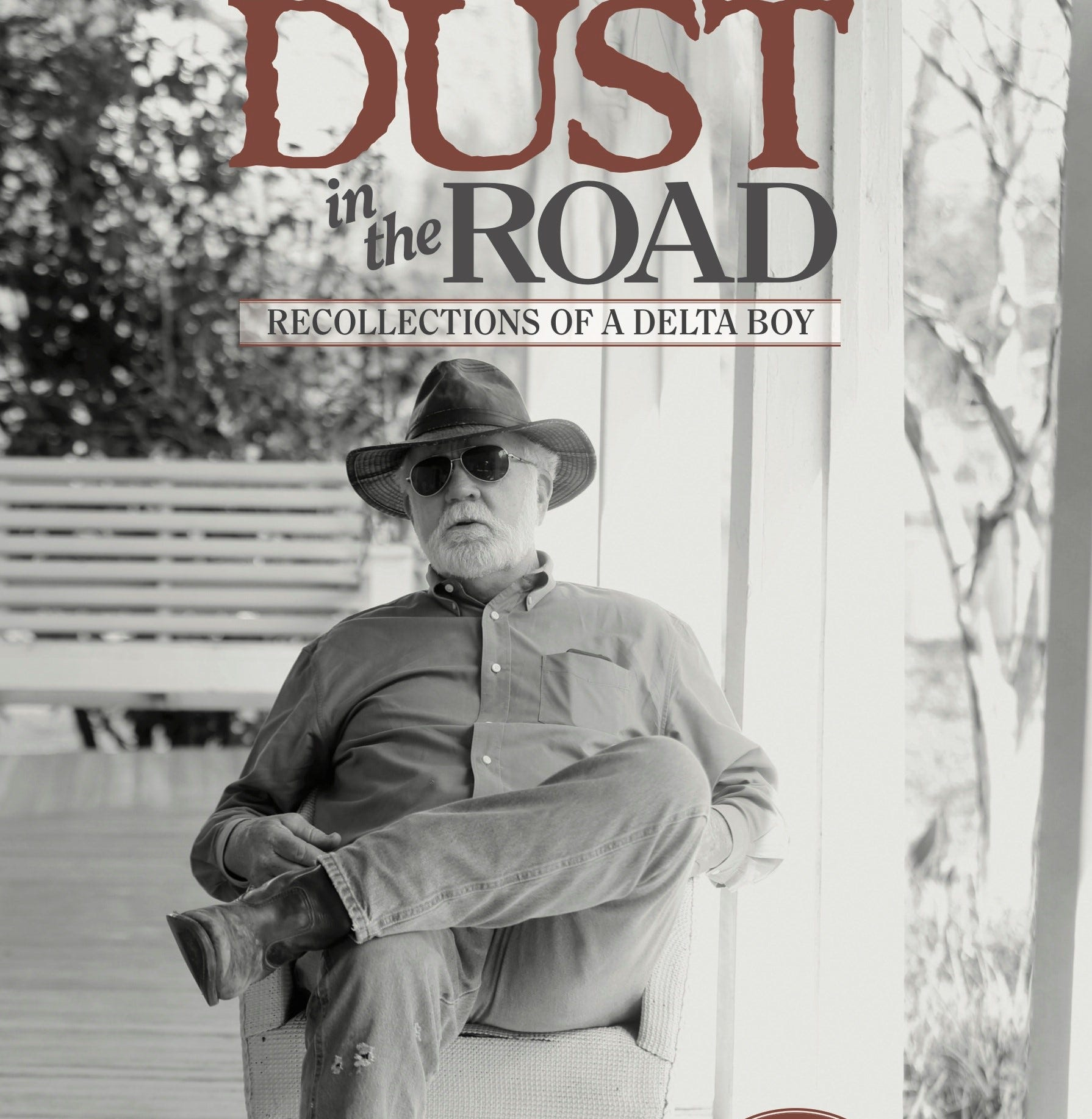 Never leave Mississippi again? 'Dust in the Road' author perfectly content in the Delta