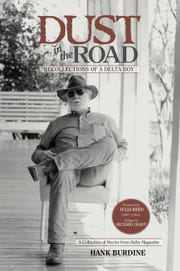 """""""Dust in the Road"""" book jacket"""