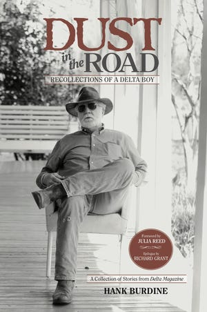 """Dust in the Road"" book jacket"