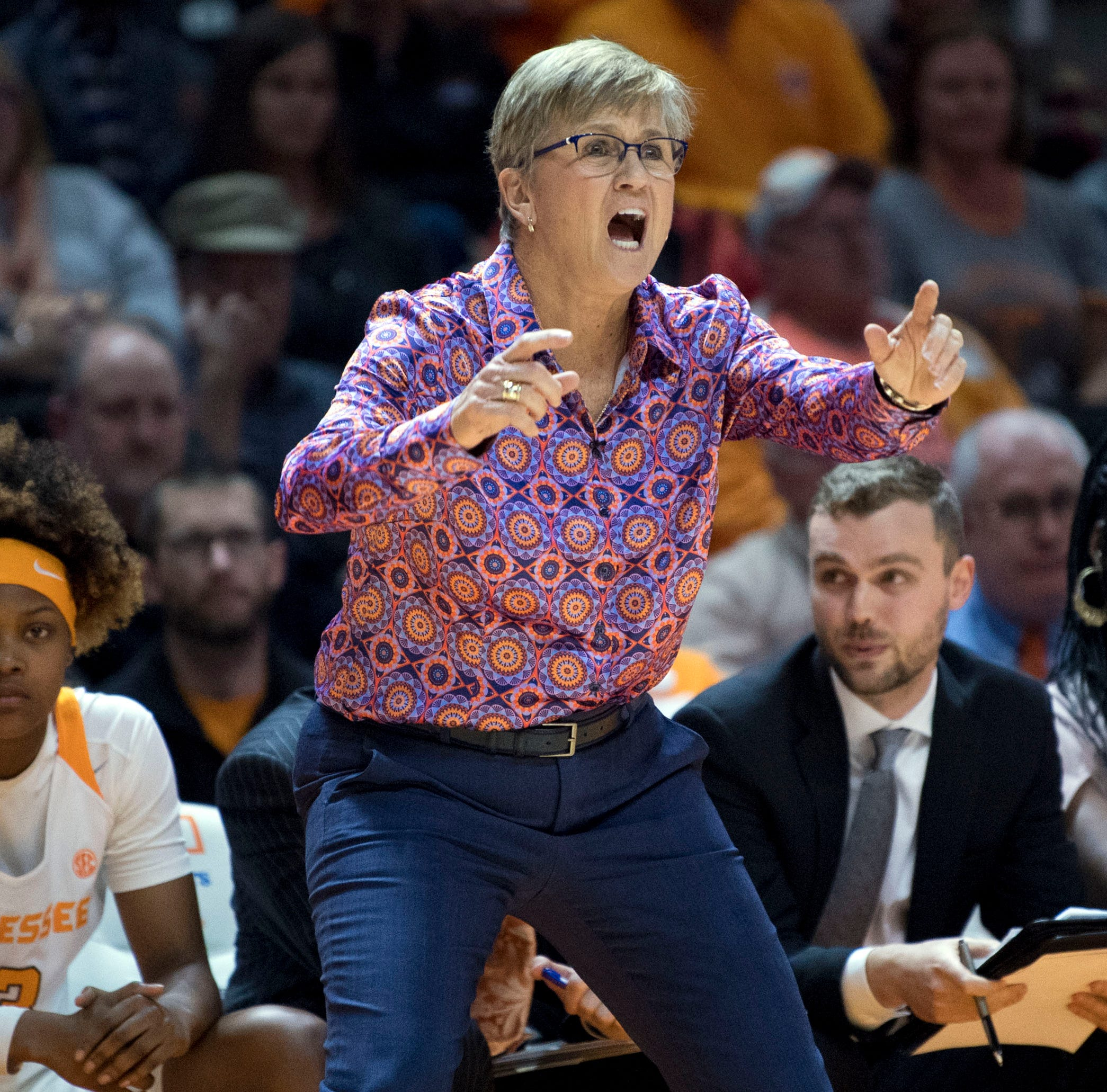 Lady Vols coach Holly Warlick 'not worried about' job security, focused on NCAA Tournament