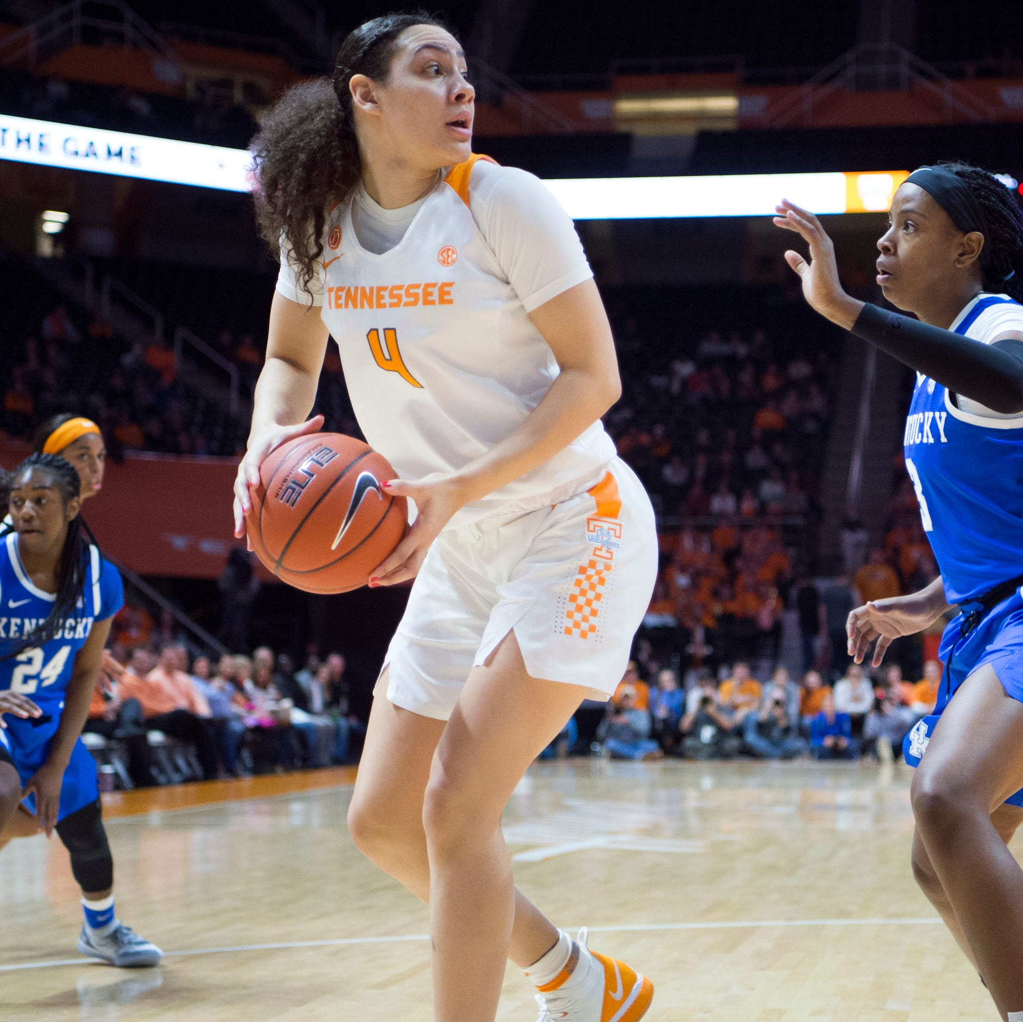 Former Lady Vols forward Mimi Collins transferring to Maryland