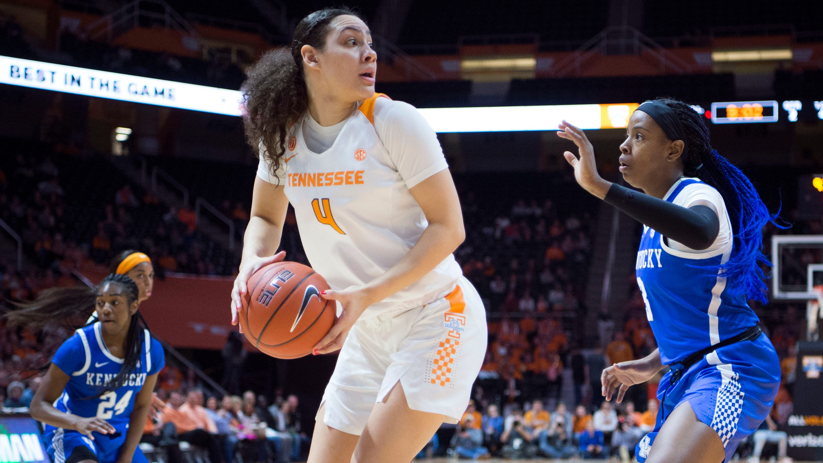 Uk Basketball: Tennessee Lady Vols Vs. Kentucky Wildcats