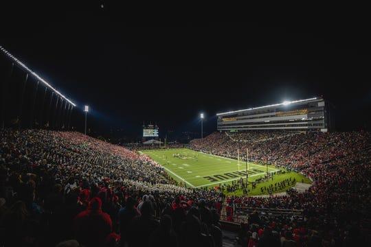 Ohio State vs. Purdue at Ross-Ade Stadium