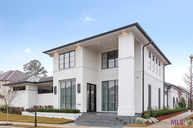This 4 bedroom, 4 1/2 bath home is located at11707 Silo Drive inBaton Rouge. It is listed at$1,495,000.00.