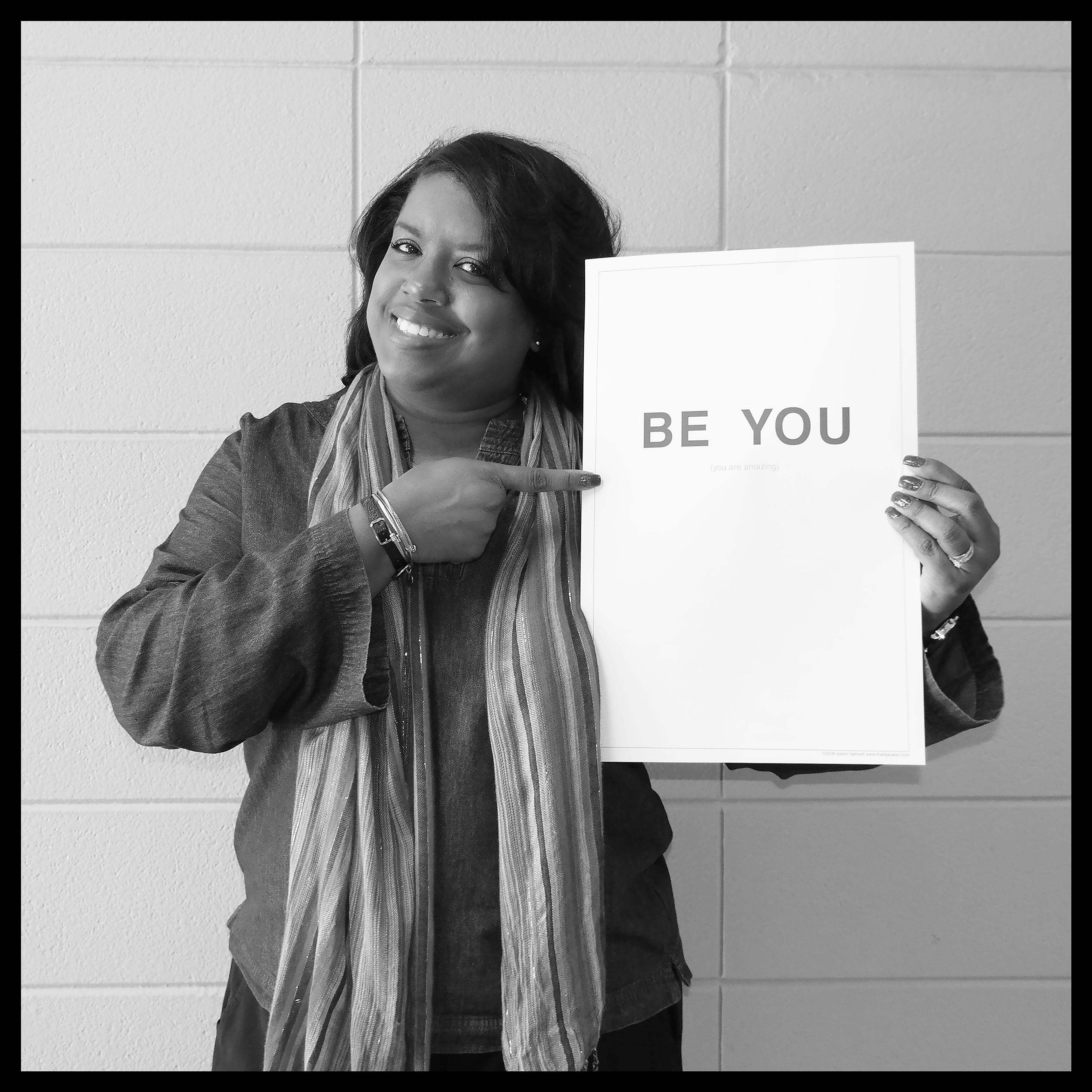 Be You: Tonya Bolden-Ball