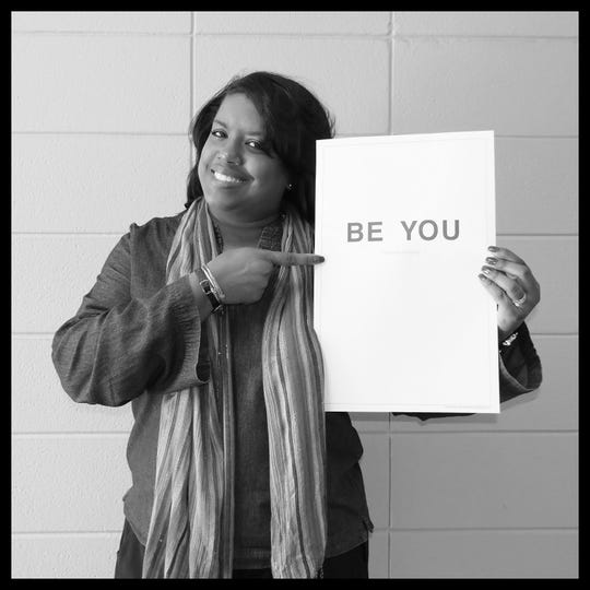 Tonya Bolden-Ball is this week's Be You star.