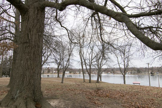 Howell City Park, shown Friday, Jan. 11, 2019, has a proposed name change to Scofield City Park.