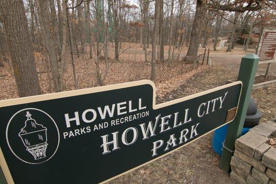 Howell City Park, shown Friday, Jan. 11, 2019, may be renamed Scofield City Park.