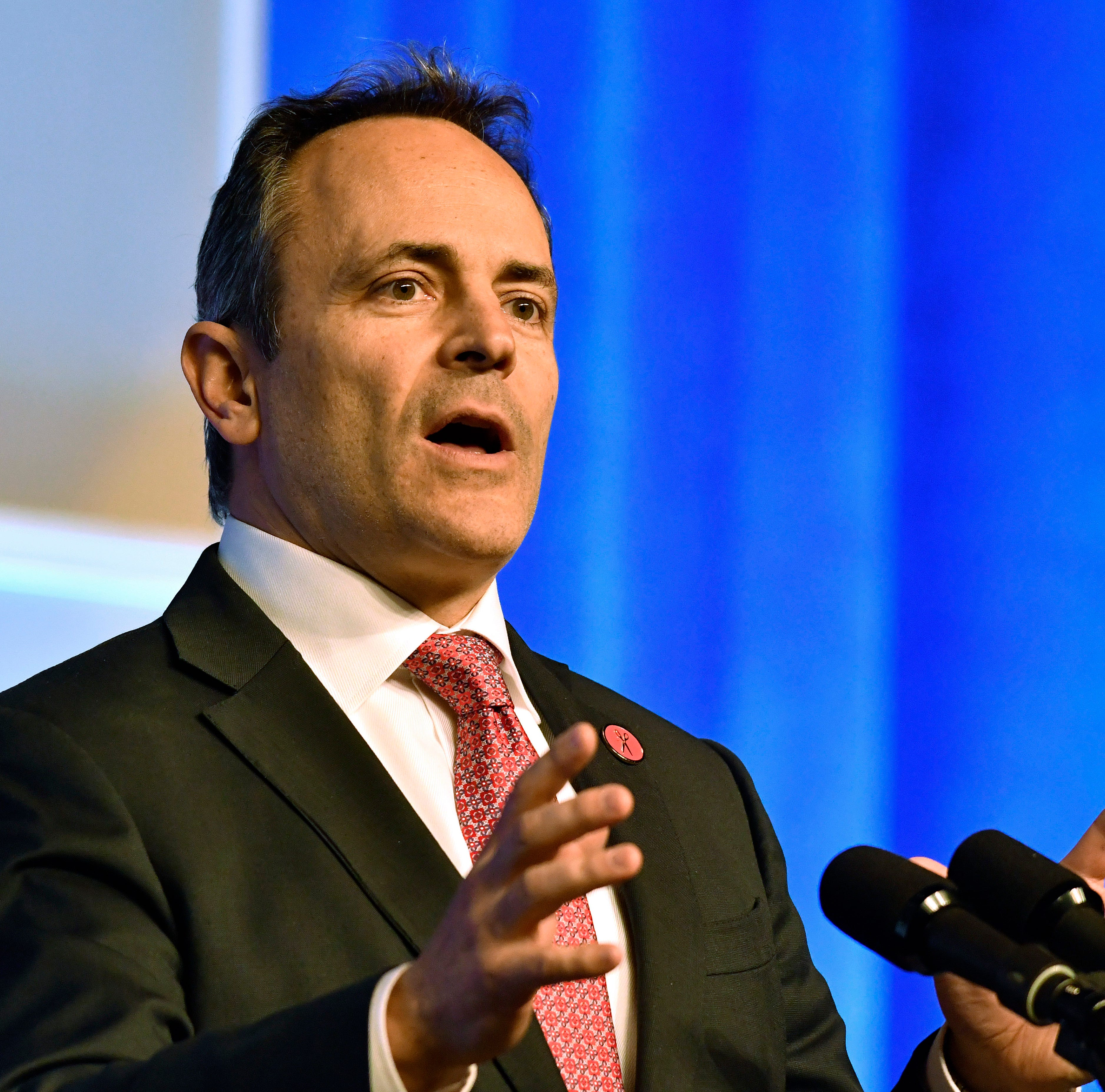 Bevin isn't serving Kentucky, especially not women and people of color
