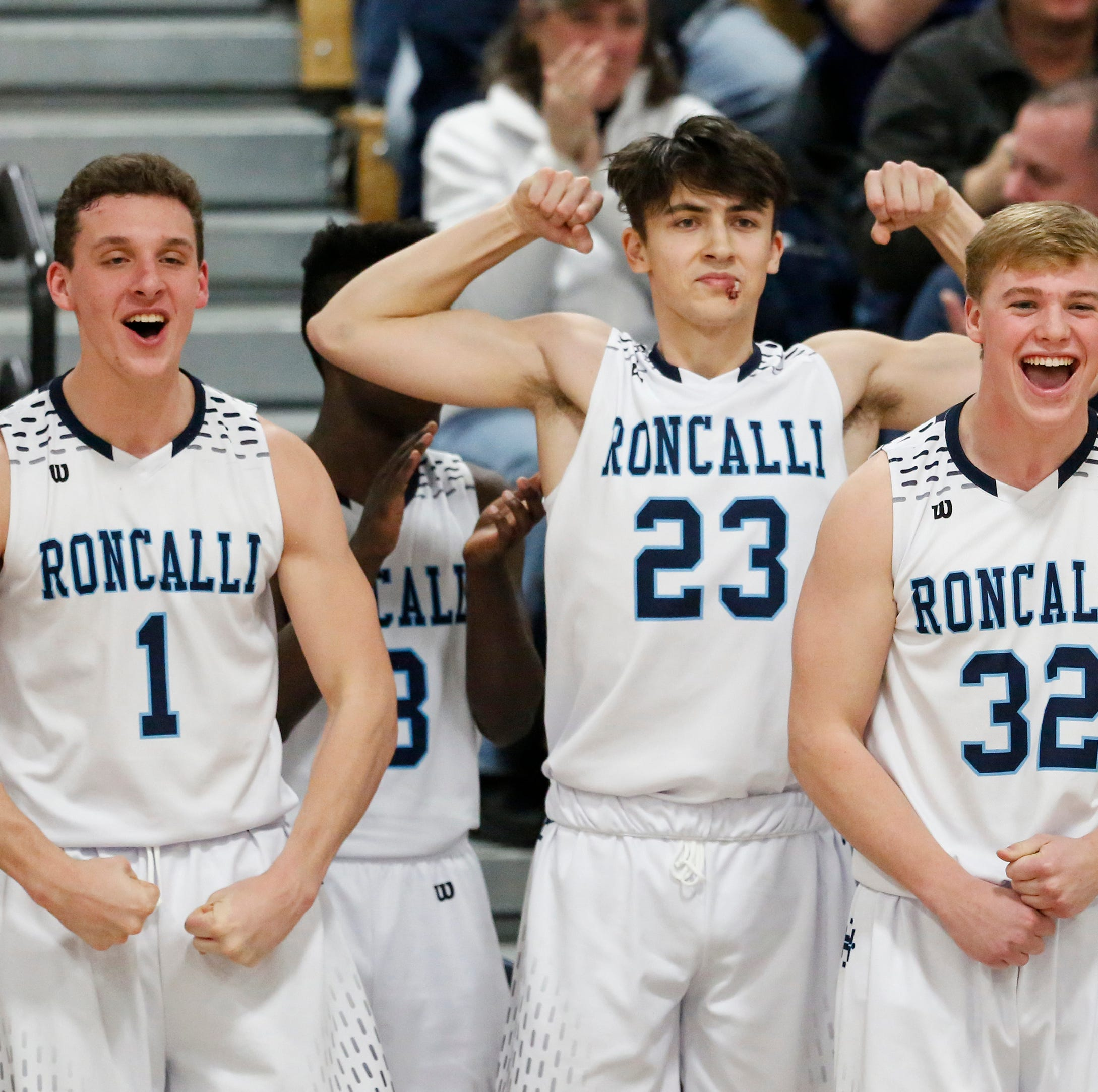 Undefeated Roncalli more than Chombi Lambert: Prep recap