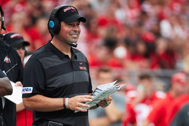 Ryan Day takes over at Ohio State having never been a full-time head coach at any level.