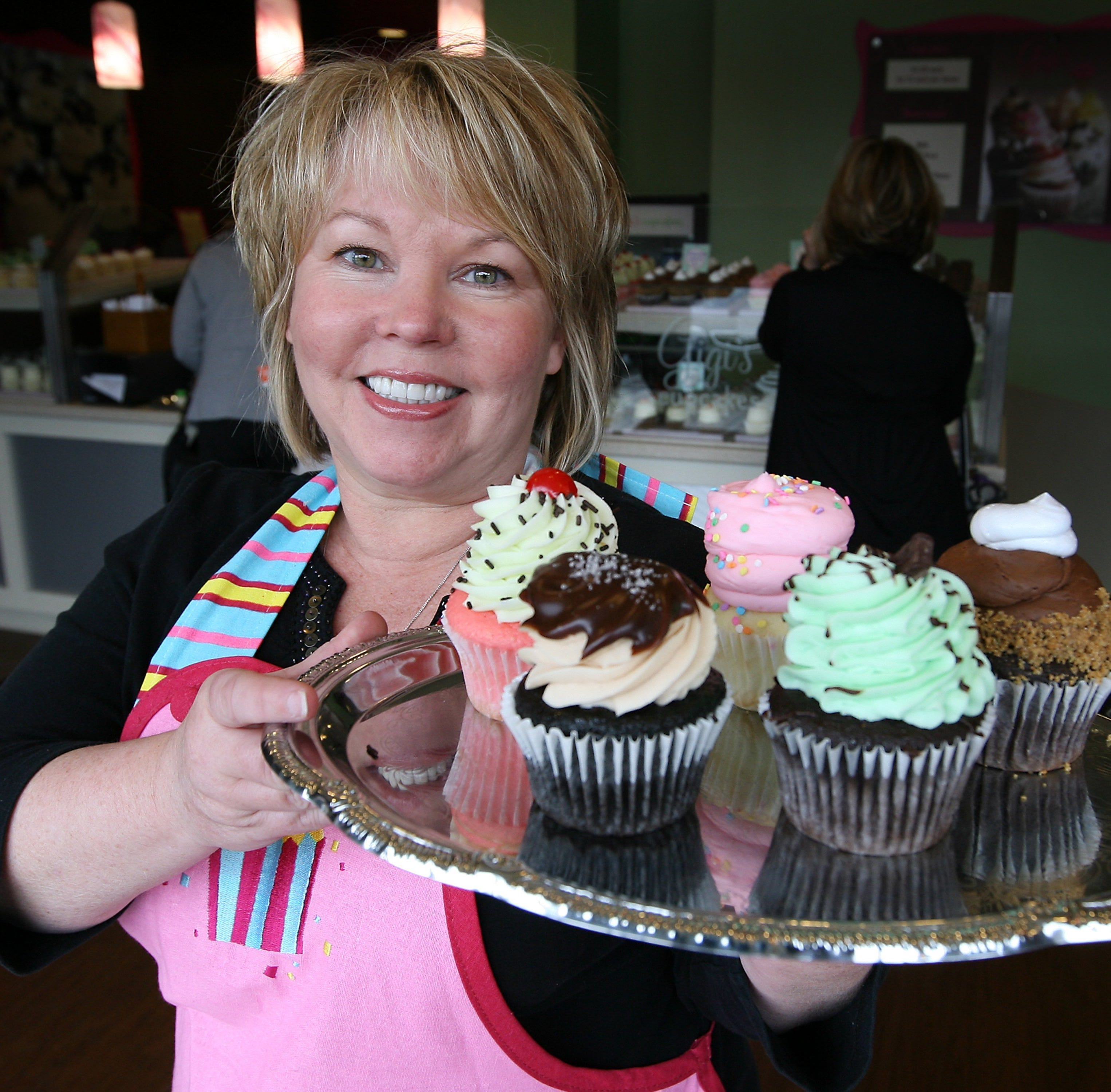 Gigi's Cupcakes files for bankruptcy, Jackson store still open