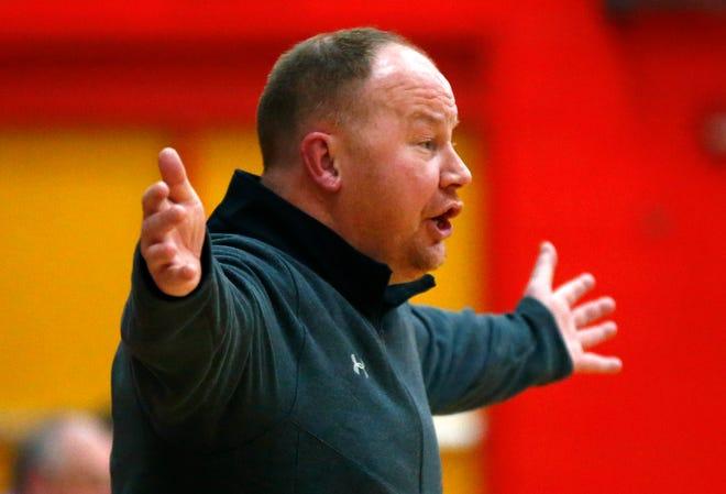 New South Milwaukee coach Lance Marifke spent the past nine seasons as the head coach at St. Francis.