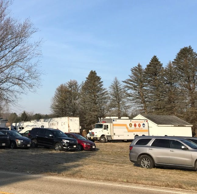 Franklin business owner suspected of homicide after police find human remains in an East Troy ash pit