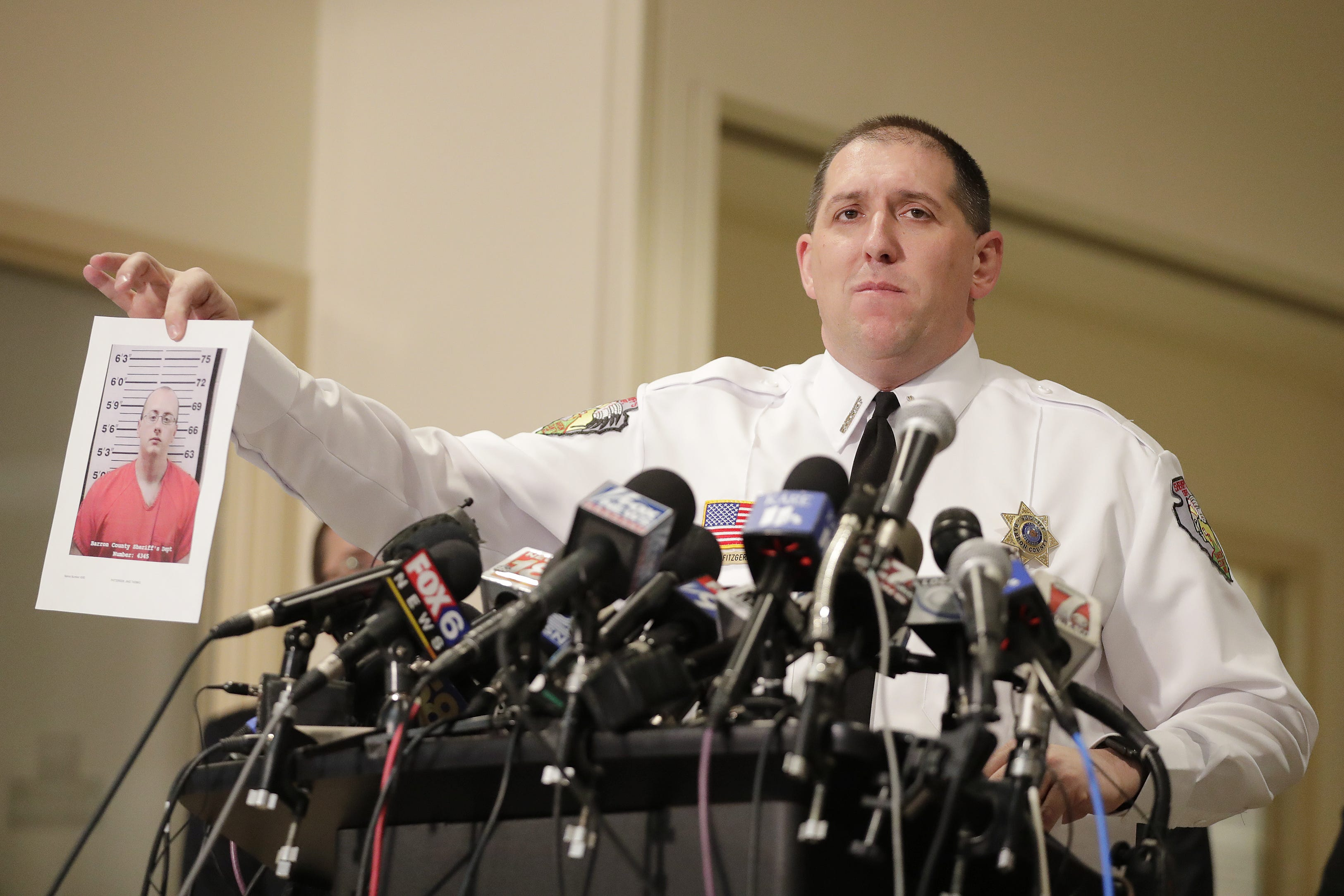 Suspect's goal was kidnapping Jayme Closs, not killing her parents, police say