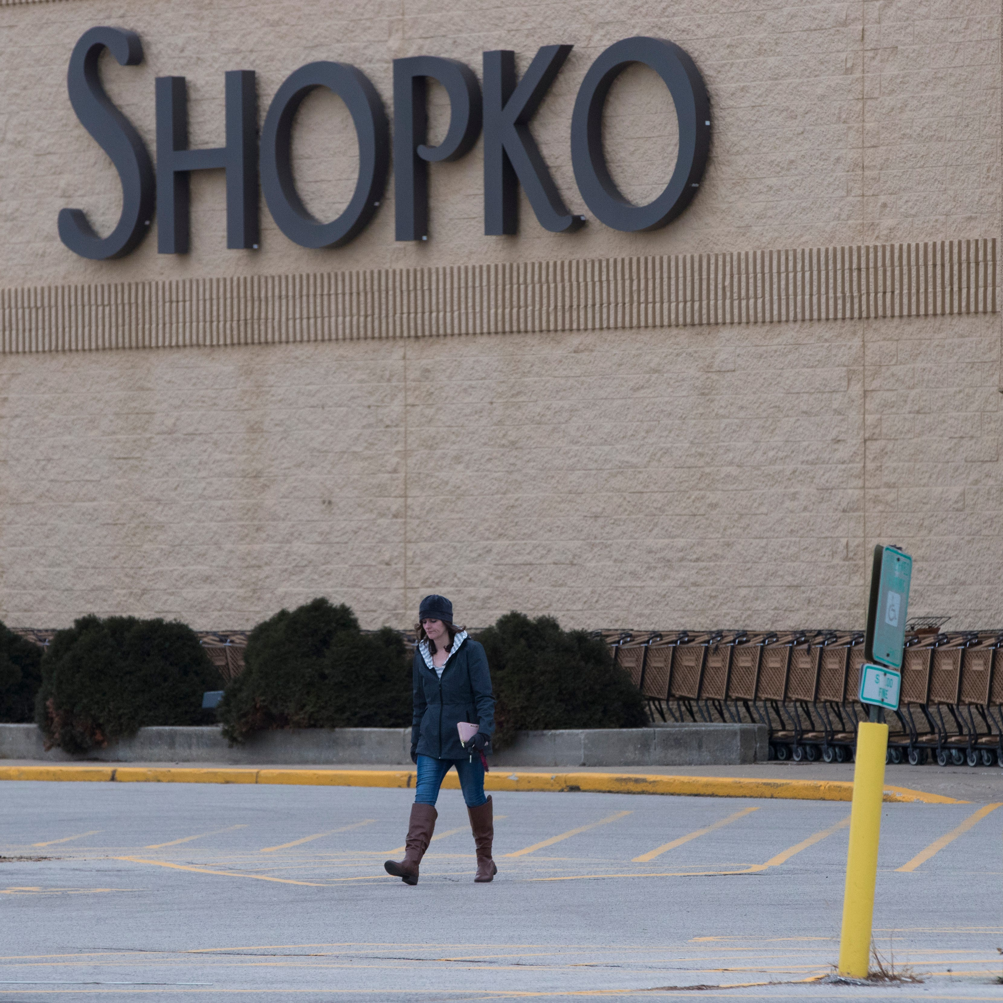 The first wave of Shopko store closings will cut nearly 580 jobs