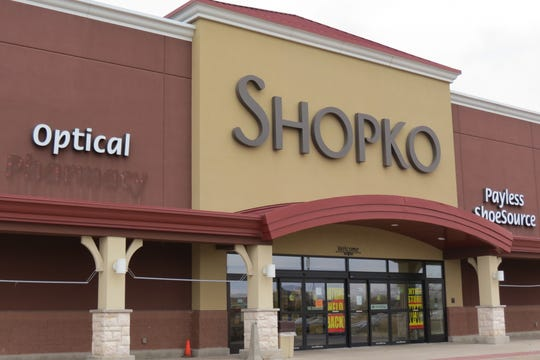 The Sussex Shopko is one of seven closing throughout Wisconsin. The company could be filing for bankruptcy protection.