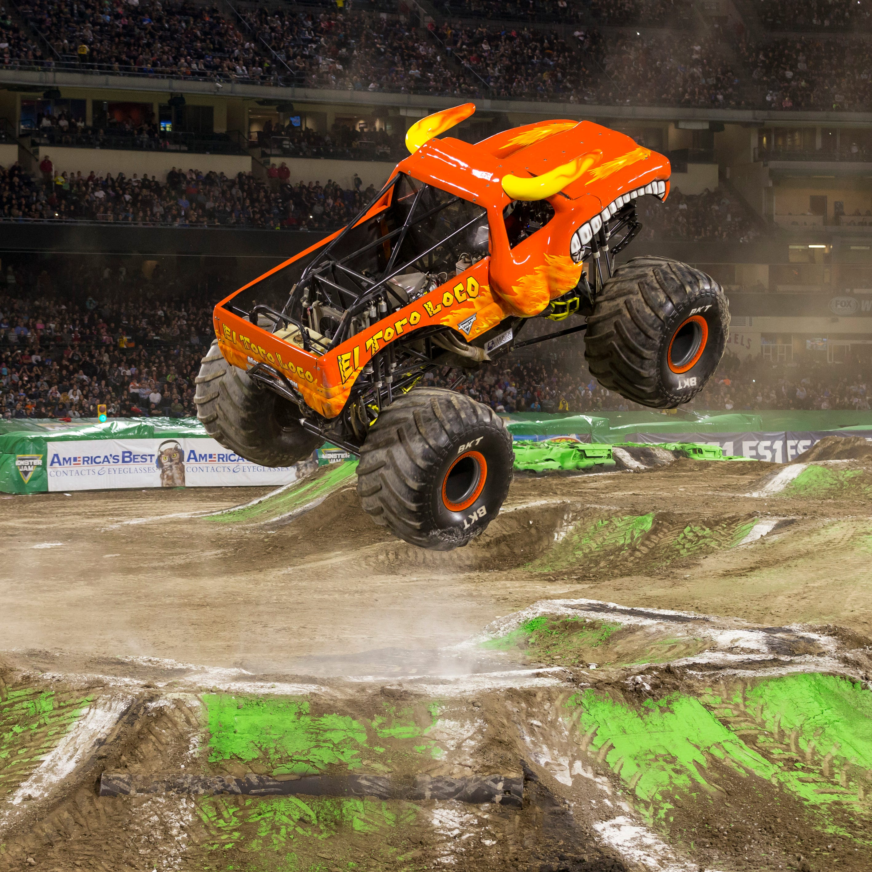 11 things to do in Milwaukee this weekend, from monster trucks to ice bars to Gallery Night