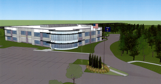 The Angelus Corporation is looking to move its headquarters from Sussex to Pewaukee.