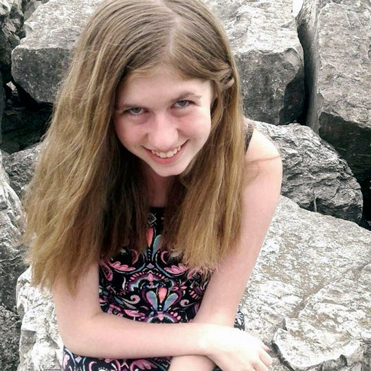 Oct. 15, 2018: Jayme Closs, 13,  went missing on the same day her parents, James, 56, and Denise, 46, were found shot to death in their home outside Barron.