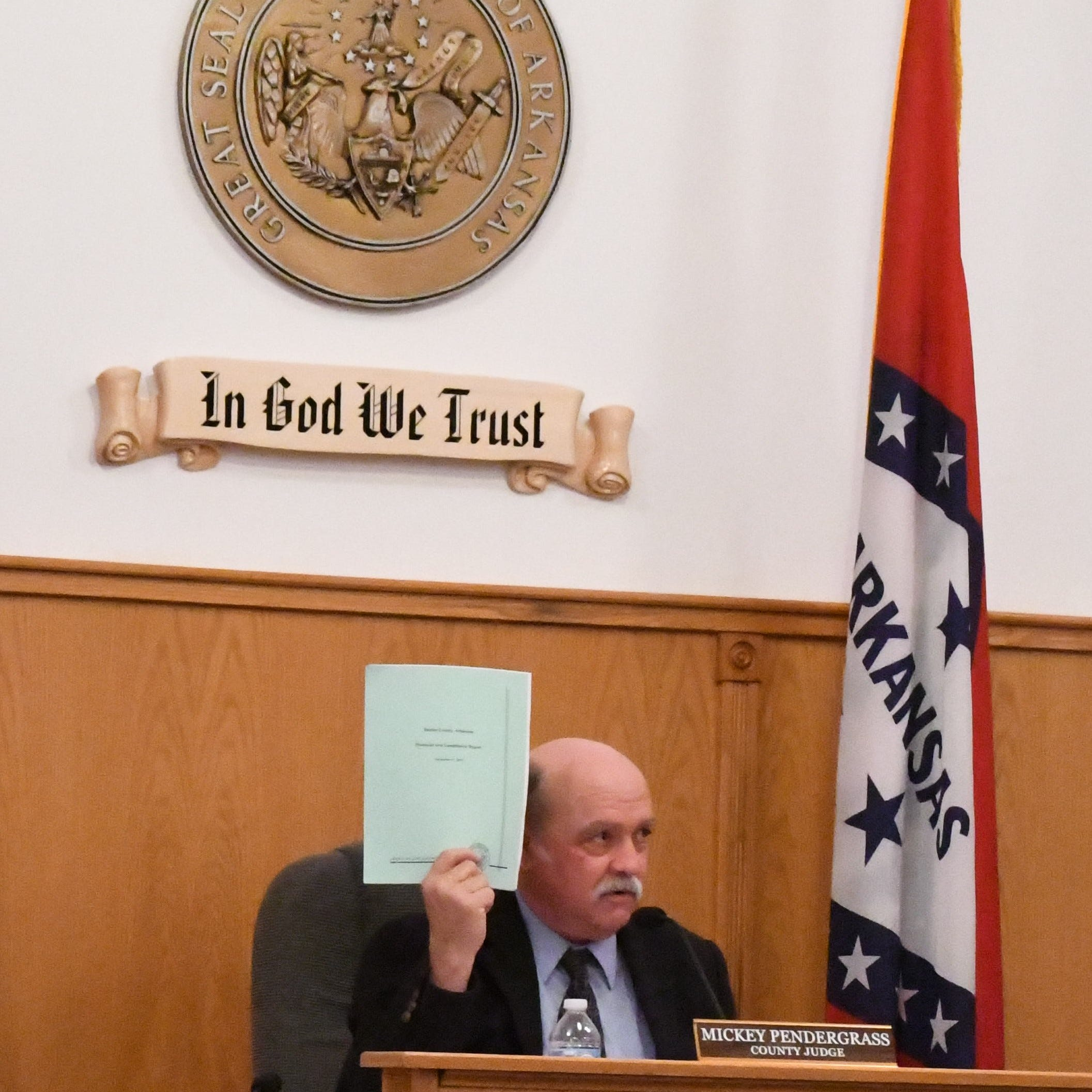 Audit faults Baxter County for dump truck purchases