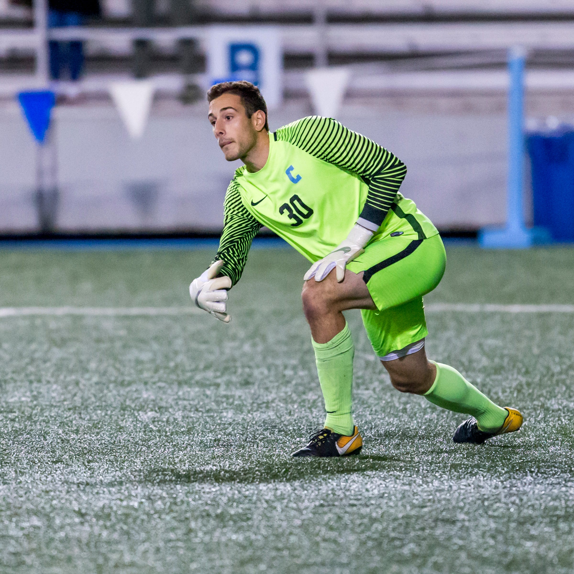 Former Roxbury goalkeeper moving to pro soccer