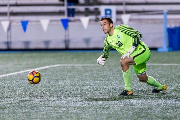 Columbia senior goalkeeper Dylan Castanheira of Landing signed with Atlanta United 2 on Friday.