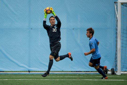 Columbia senior goalkeeper Dylan Castanheira of Landing signed with Atlanta United 2 on Friday.