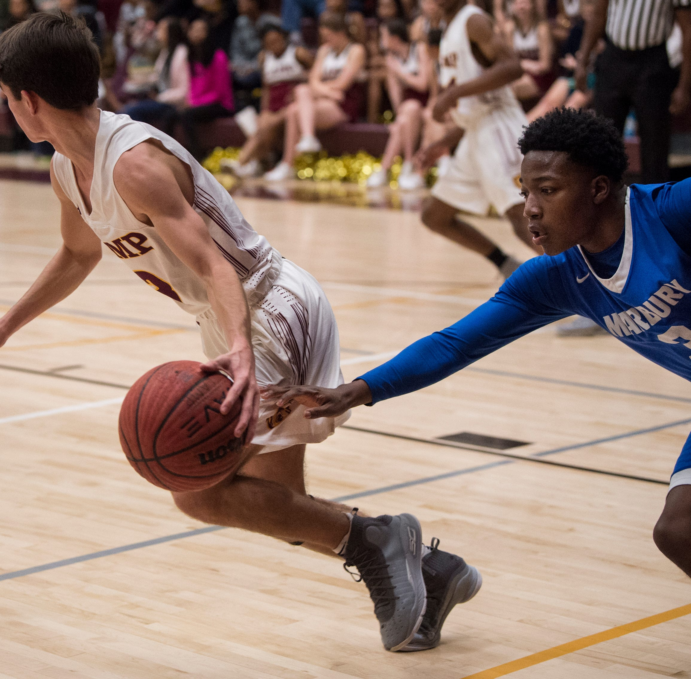 WEEK 11: Vote for week's top boys basketball player