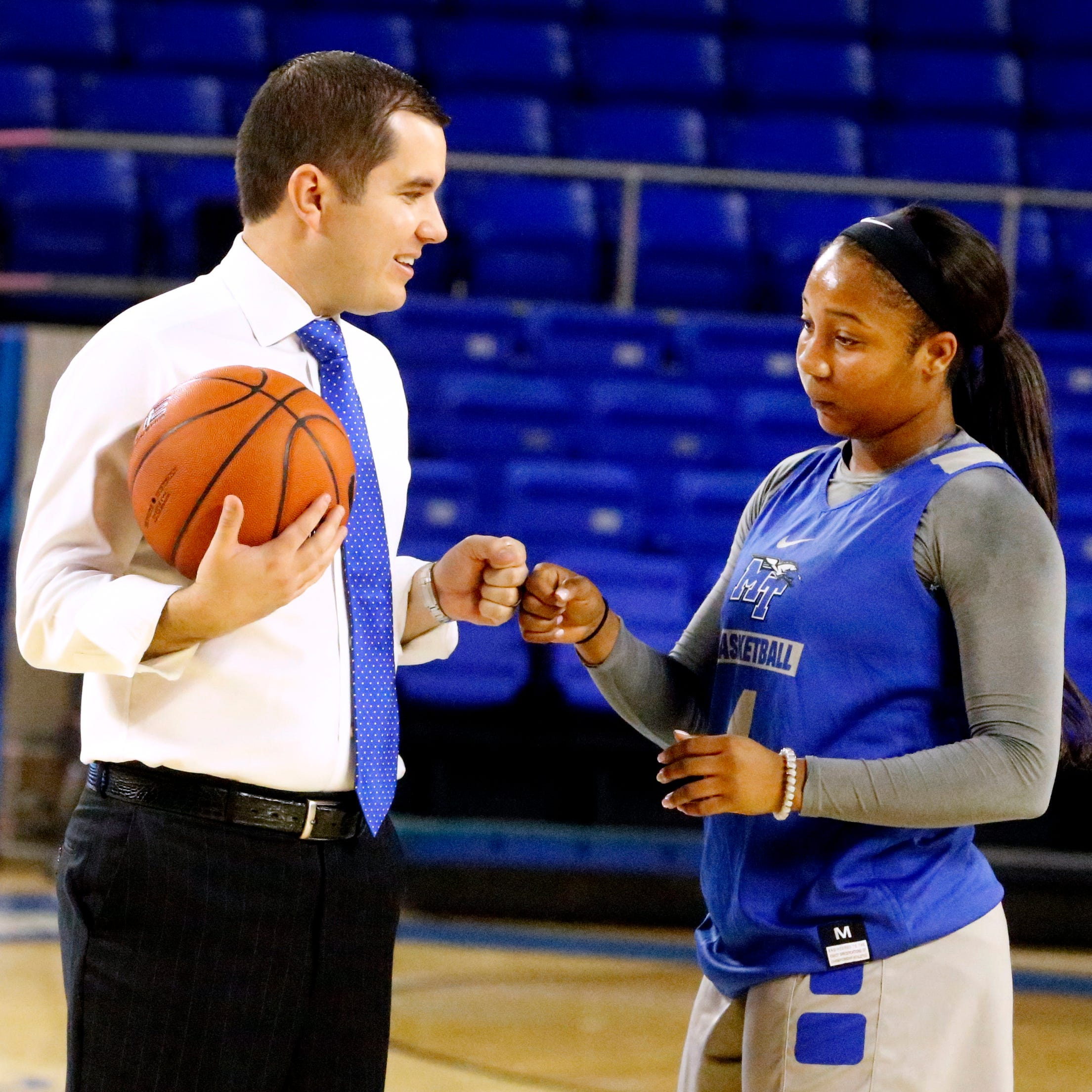 Anastasia Hayes on Lady Vols: 'That wasn't the place for me to be' and God sent me to MTSU