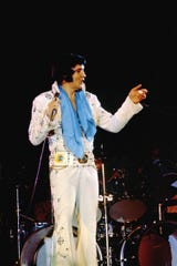 Elvis Presley performed five times at MTSU's Murphy Center. MTSU President Sidney McPhee said university may bring concerts back to Murphy Center.