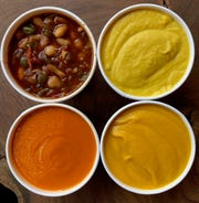 Shaka Bowl offers hearty soups and chilies.