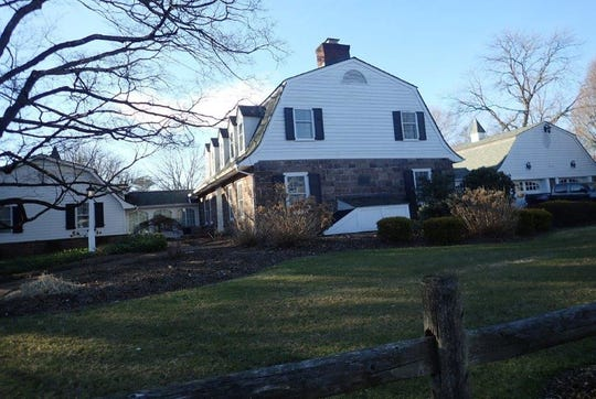 The circa-1769 Samuel Van Saun homestead on Laauwe Avenue in Wayne is for sale.