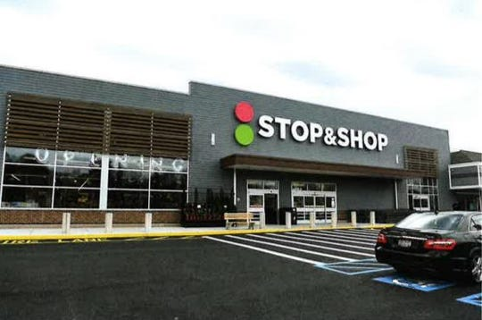 A photo of a modernized Stop & Shop, similar to the one proposed for Paramus.