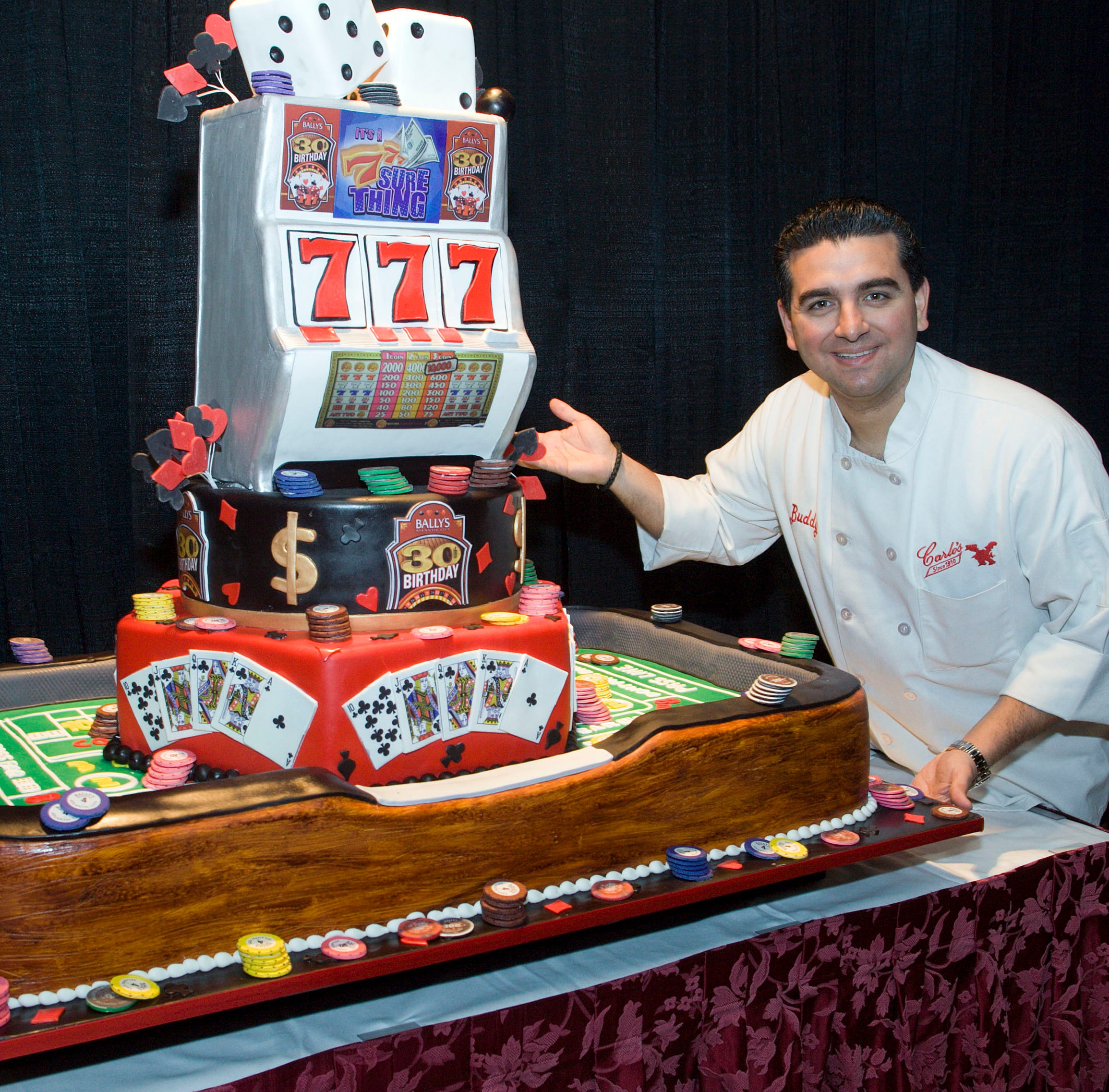 As two Carlo's Bakeries close, we look back on Buddy Valastro's most outrageous cakes