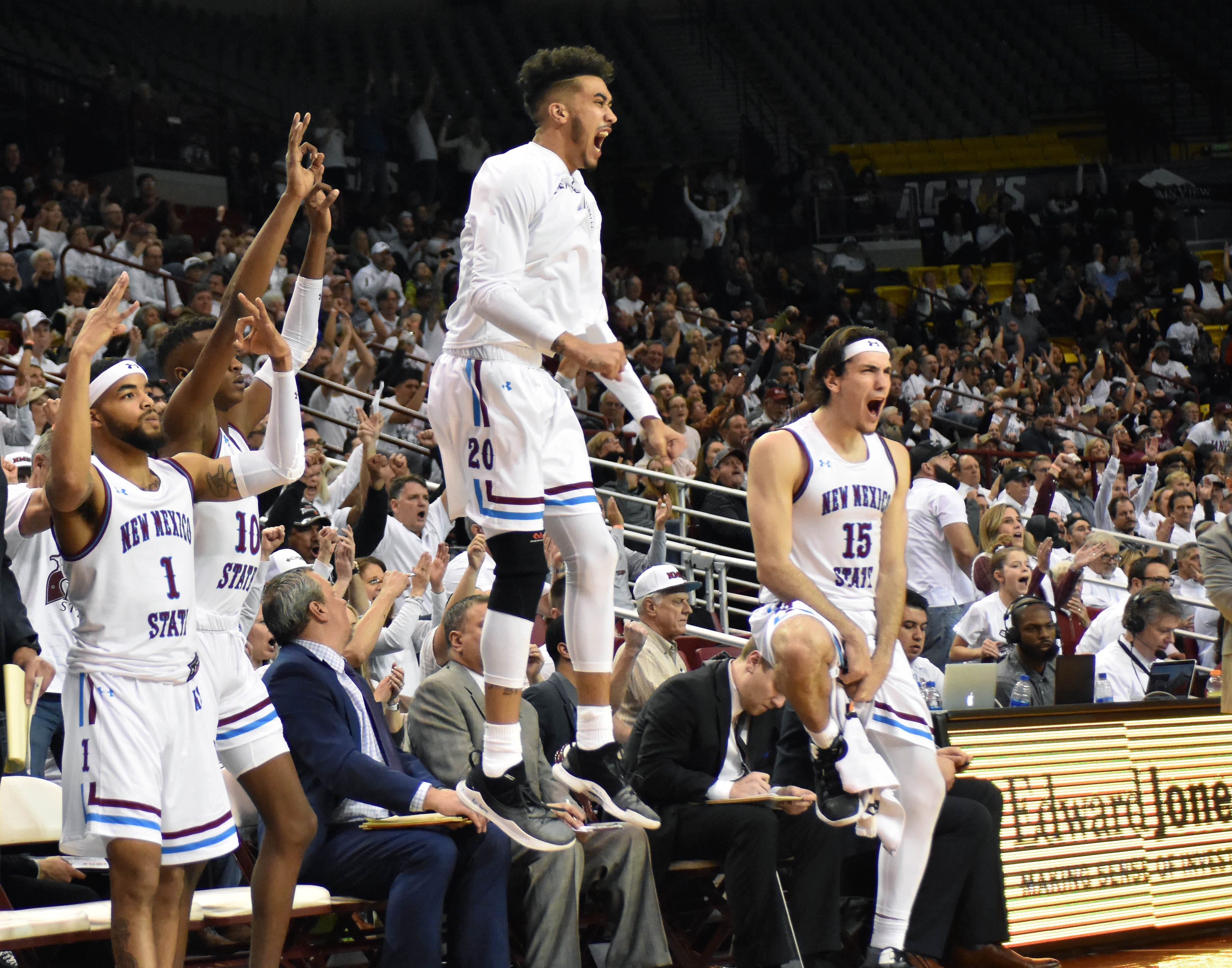 GCU loses on half-court buzzer beater at New Mexico State